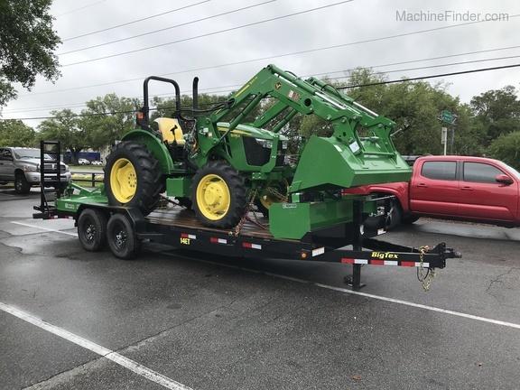 2019 John Deere 5075E