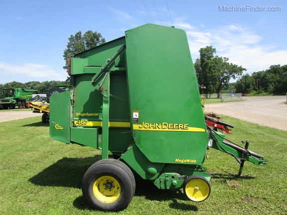 Tractor Central - Round Balers