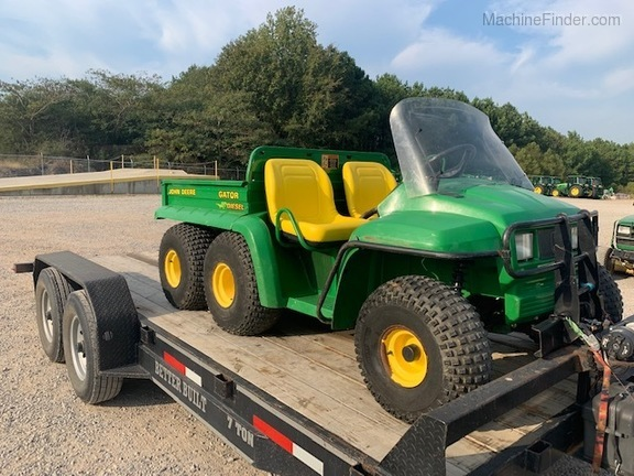 2005 John Deere TH 6x4 Dsl