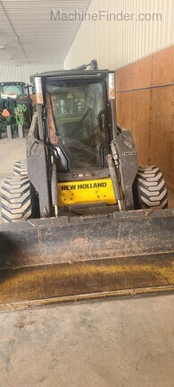 2010 New Holland L185-3