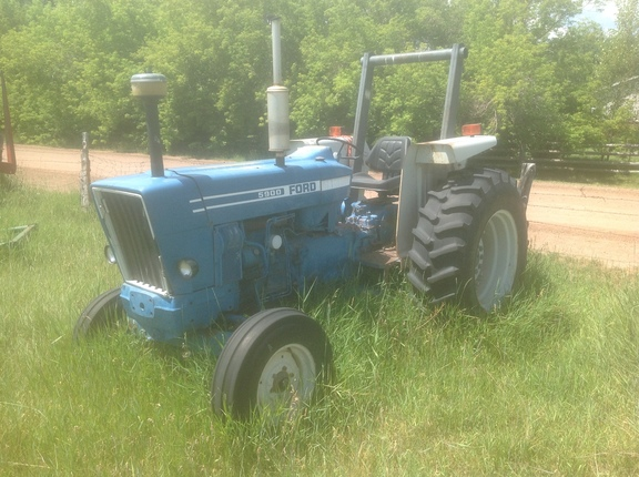 Ford 5900 Tractor Parts : Ford utility tractors ebay
