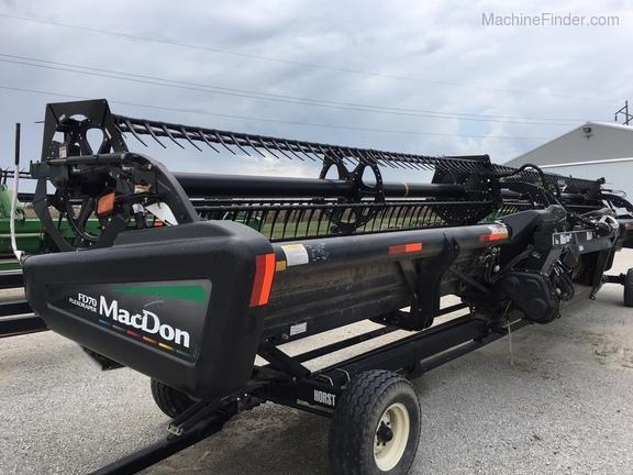 MacDon FD70