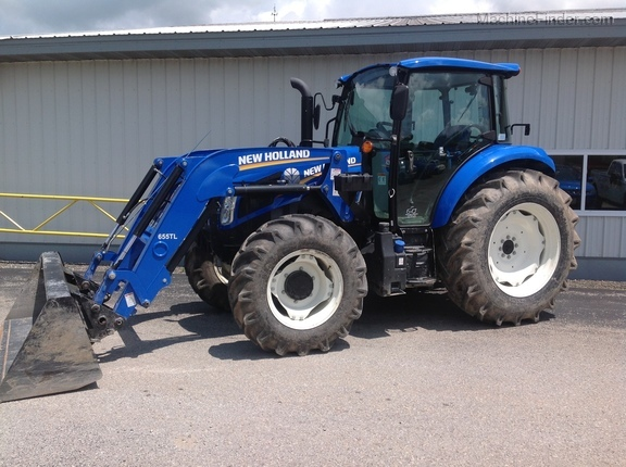 2015 New Holland T4.100