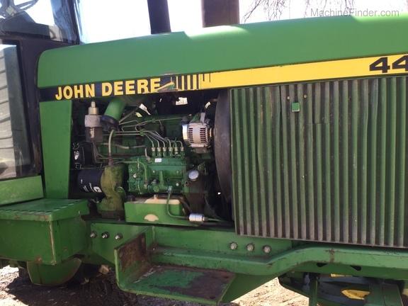 1991 John Deere 4455