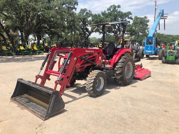 2018 Mahindra 2655H - Compact Utility Tractors - John Deere MachineFinder