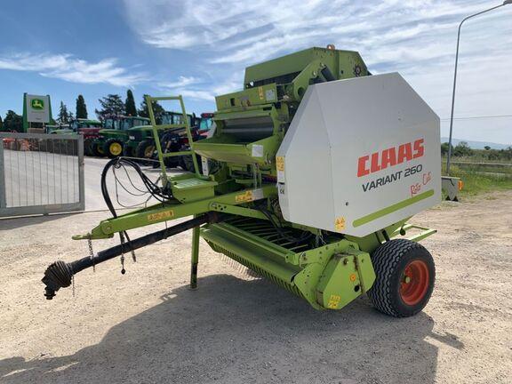 Claas Variant 260
