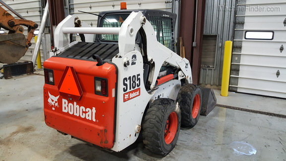 2010 Bobcat S185 - Skid Steer Loaders - Woodburn, IN