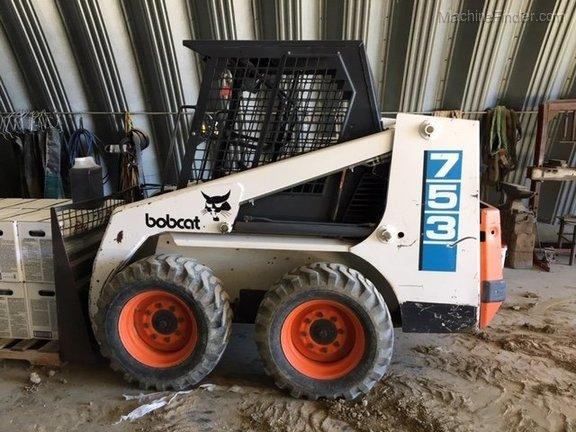 1991 Bobcat 753