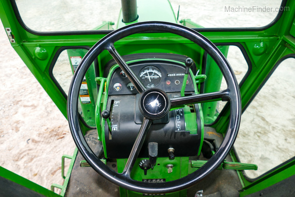 1970 John Deere 4020-12