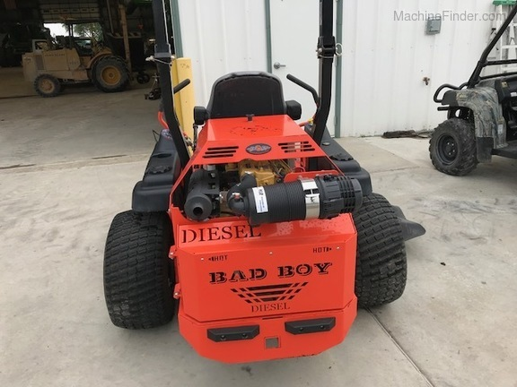 Bad Boy Pro Z Zero Turn Mowers For Sale 97454
