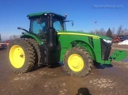 Michigan John Deere dealer selling John Deere Tractors, Lawn Mowers