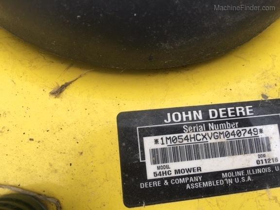 John Deere X730