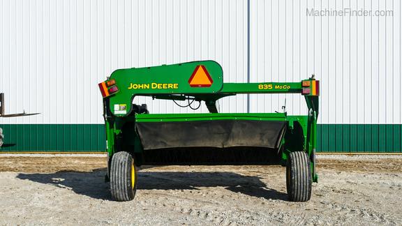 2013 John Deere 835-3