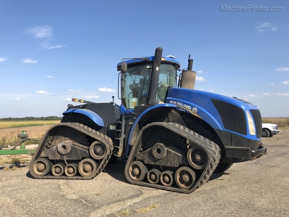 2012 New Holland T9.615