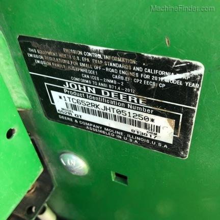 2017 John Deere 652R-5