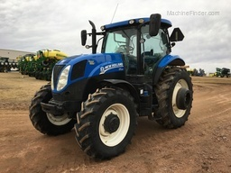 2013 New Holland T7.210 T4A