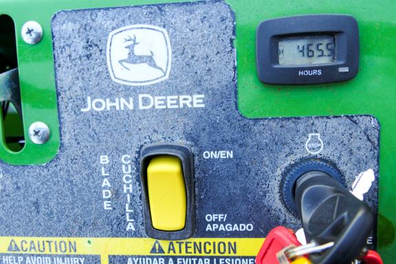 2018 John Deere 648R-6