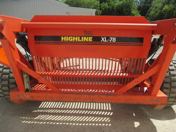 2009 Highline XL-78