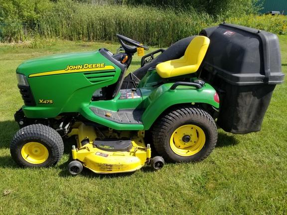 2002 John Deere X475 Lawn Garden Tractors John Deere MachineFinder