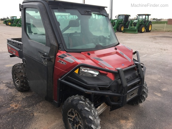 2016 Polaris Ranger XP 900