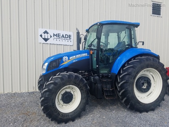 2013 New Holland T5.105
