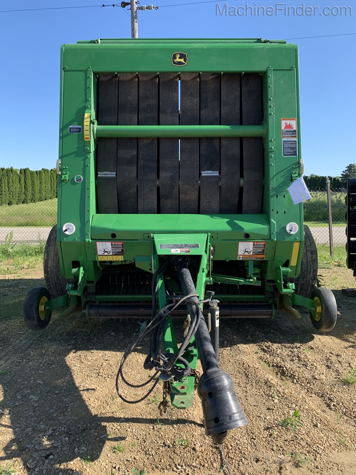 John Deere 568 Round Balers for Sale | [110173]
