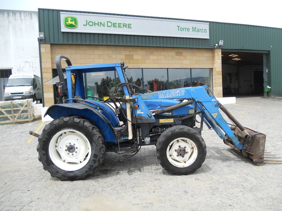 New Holland TN55D