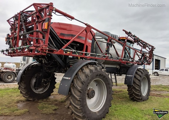2016 Case IH Patriot 4440 Image 4