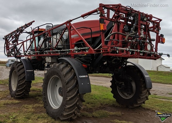 2016 Case IH Patriot 4440 Image 5