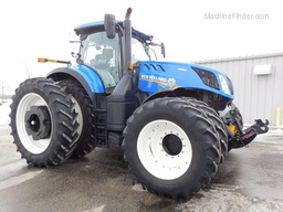 2019 New Holland T7.290