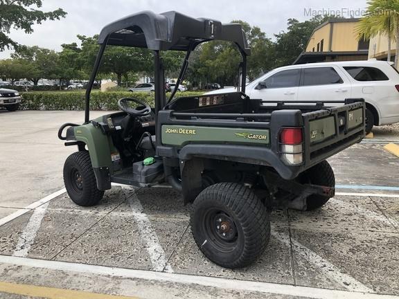Pre-Owned John Deere XUV855D Power Steering in Boynton Beach, FL Photo 1