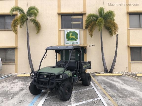 Pre-Owned John Deere XUV855D Power Steering in Boynton Beach, FL Photo 0