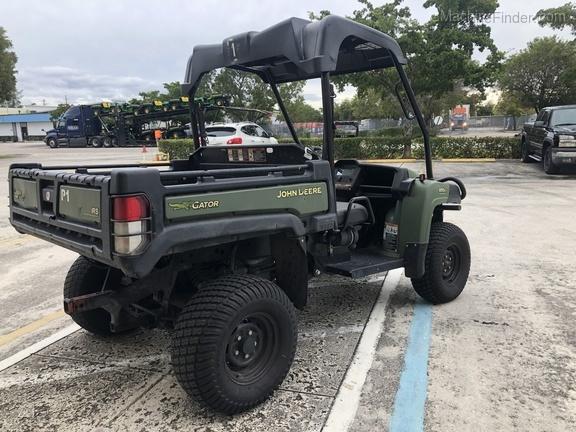 Pre-Owned John Deere XUV855D Power Steering in Boynton Beach, FL Photo 4