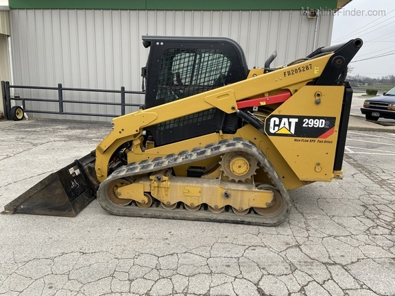 2019 Caterpillar 299D2 Image 1