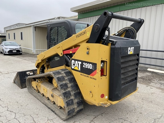 2019 Caterpillar 299D2 Image 2