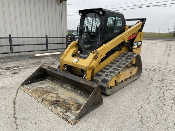 2019 Caterpillar 299D2 Image 5
