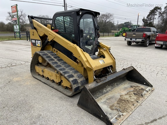 2019 Caterpillar 299D2 Image 4