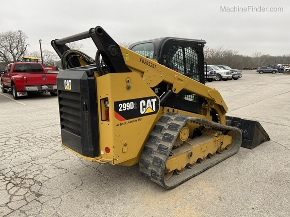 2019 Caterpillar 299D2 Image 7