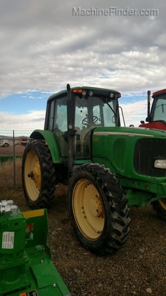 2001 John Deere 7420