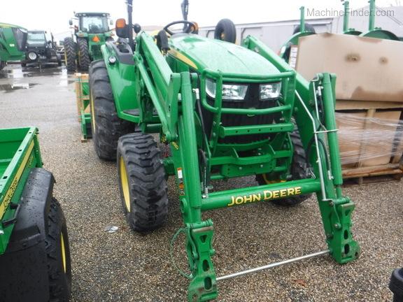 John Deere 4066R