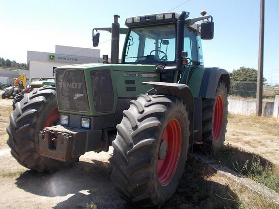 Fendt 916 Favorit