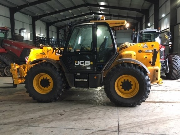 JCB 560-80 Agri Super Loadall