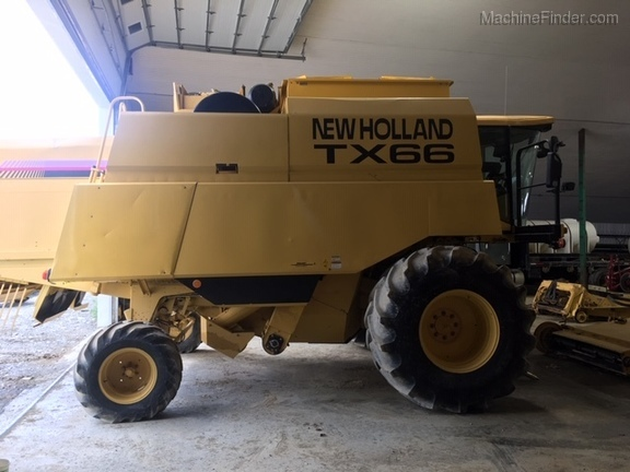 1998 New Holland TX66 Image 5