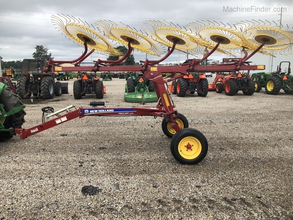 2014 New Holland Pro cart 1022
