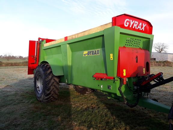 Gyrax EDVV12/155EV