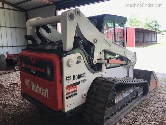 2016 Bobcat T750 - Compact Track Loaders - Norman, OK