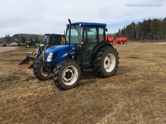 2004 New Holland TN75S