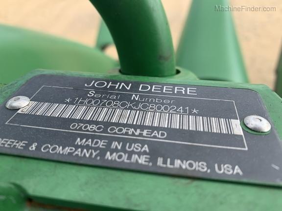 John Deere 708C