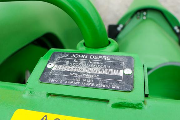 2019 John Deere 708C-13