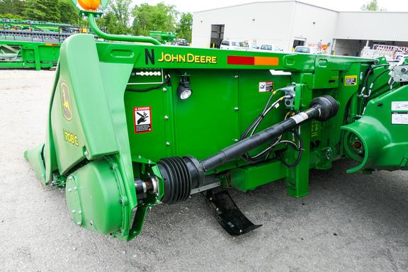 2019 John Deere 708C-11